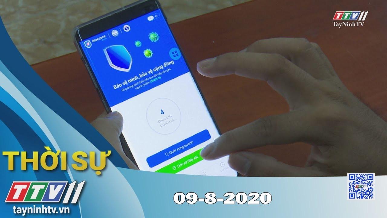 Thời sự Tây Ninh 09-8-2020 | Tin tức hôm nay | TayNinhTV