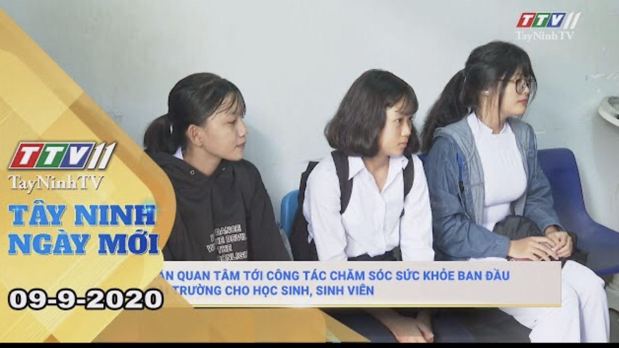 Tây Ninh Ngày Mới 09-9-2020 | Tin tức hôm nay | TayNinhTV