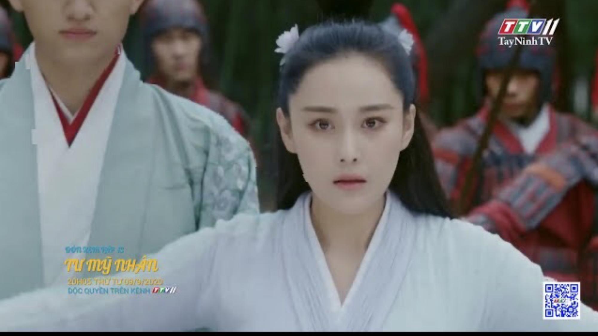 Tư mỹ nhân-TẬP 13 trailer | PHIM TƯ MỸ NHÂN | TayNinhTV