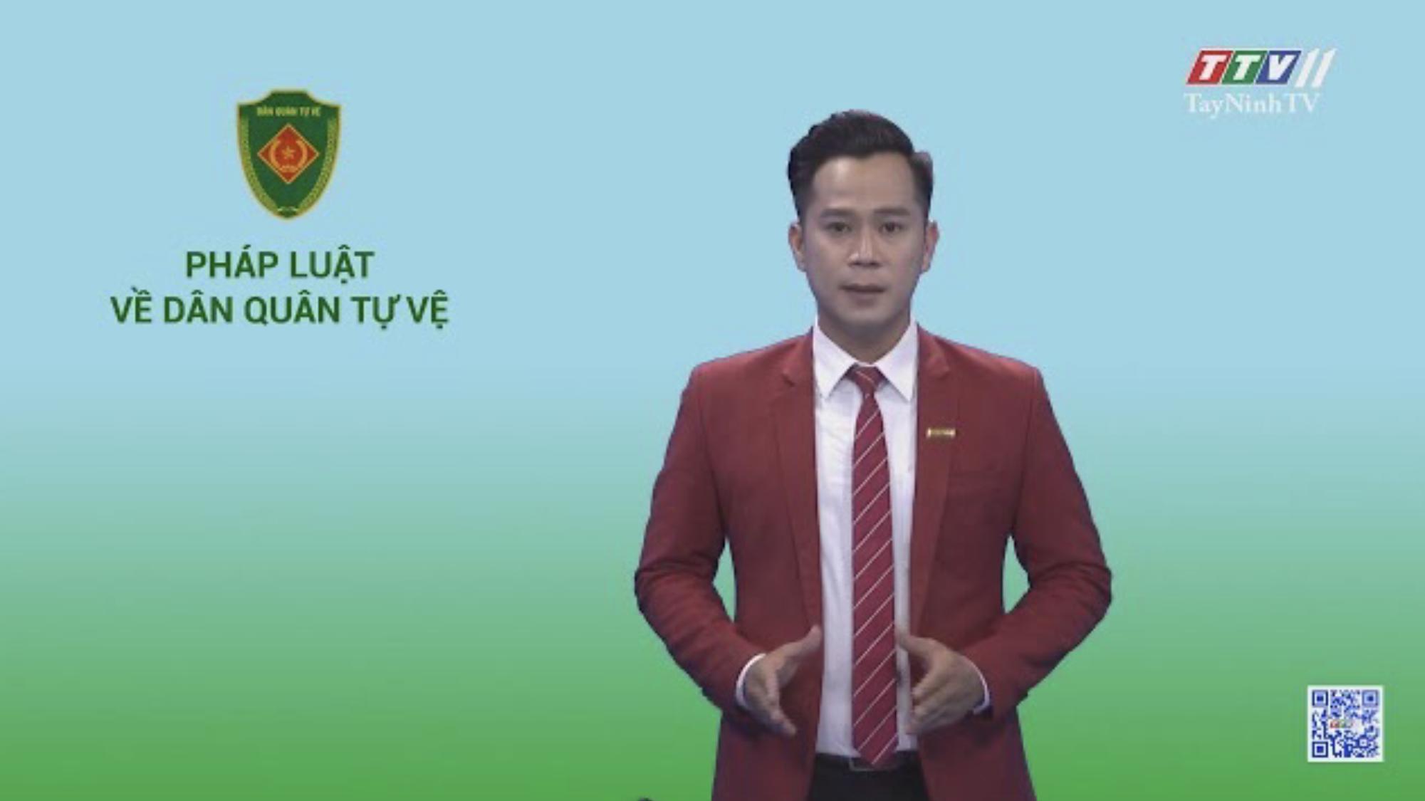 Thị xã Hòa Thành triển khai đề án tuyên truyền phổ biến Luật dân quân tự vệ | Pháp luật về Dân quân tự vệ | TâyNinhTV