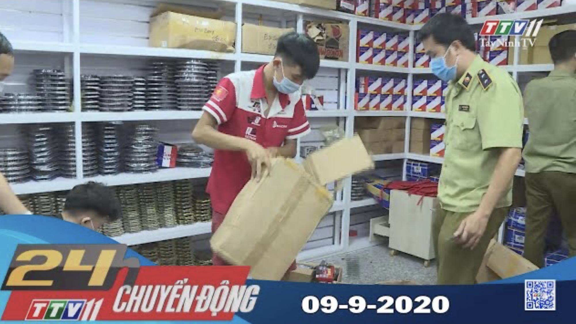 24h Chuyển động 09-9-2020 | Tin tức hôm nay | TayNinhTV