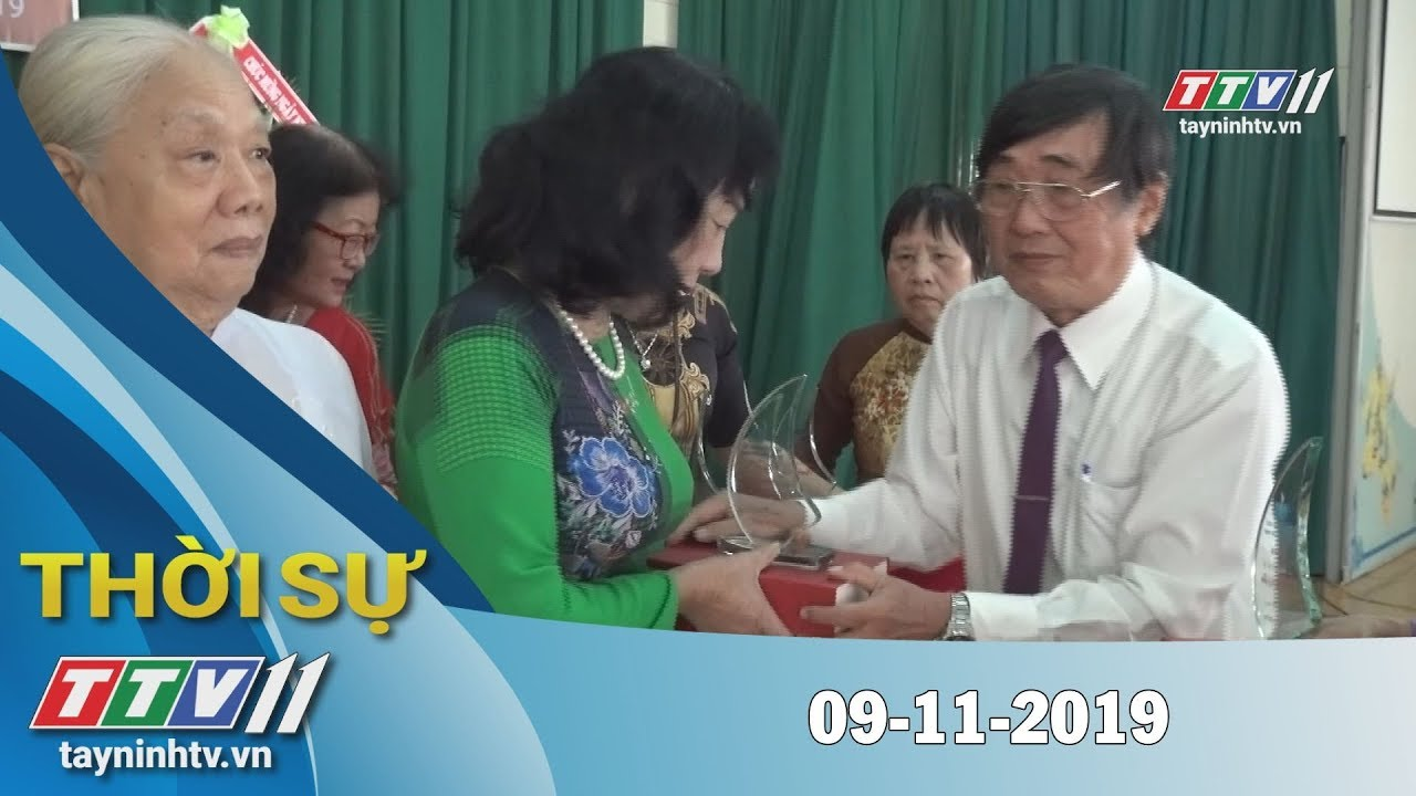 Thời Sự Tây Ninh 09-11-2019 | Tin tức hôm nay | Tây Ninh TV