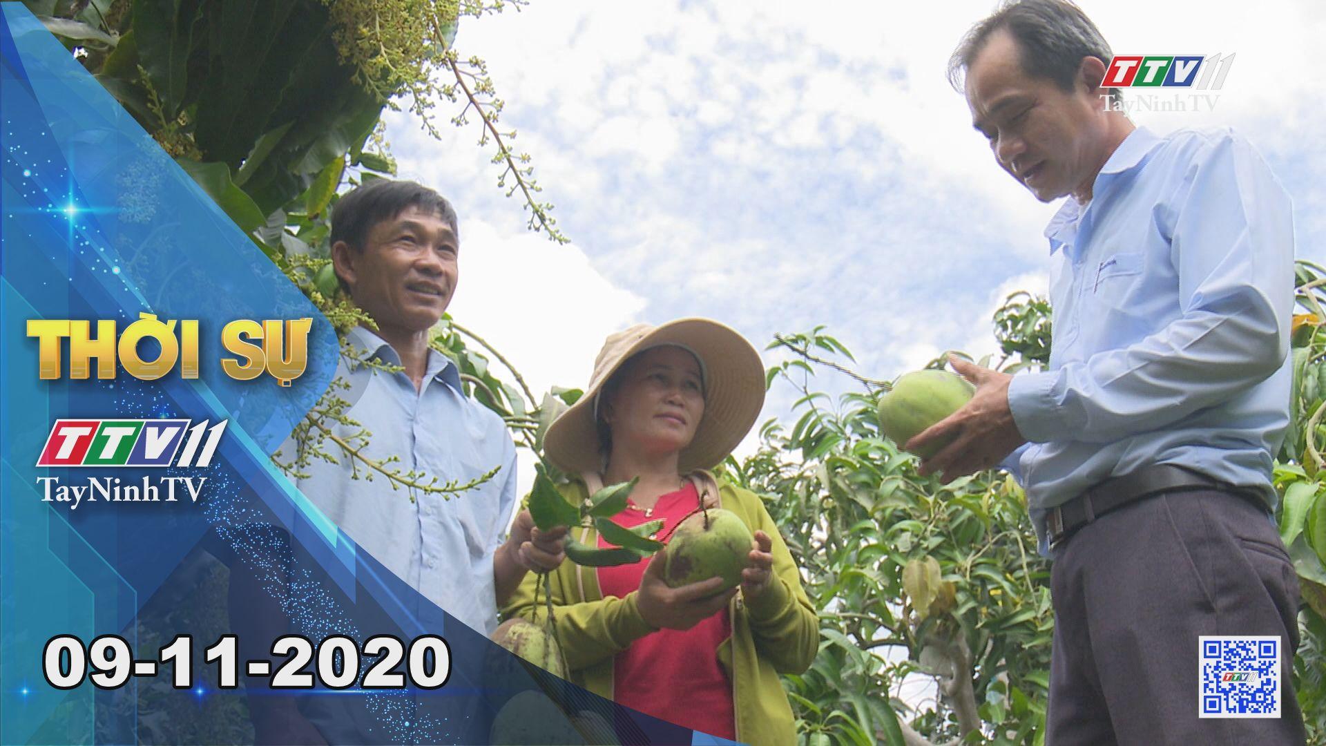 Thời sự Tây Ninh 09-11-2020 | Tin tức hôm nay | TayNinhTV