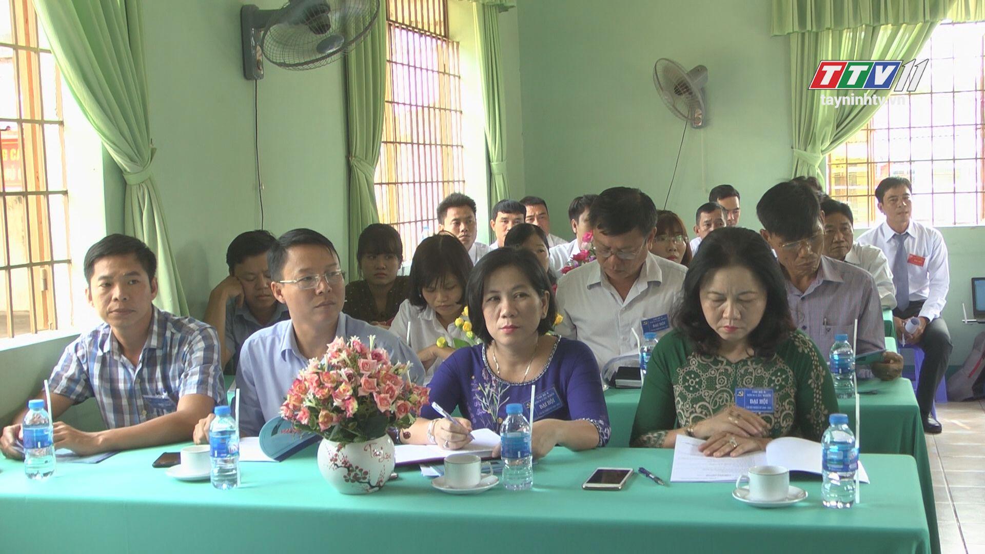 Tiến tới đại hội Đảng | XÂY DỰNG ĐẢNG | TayNinhTV