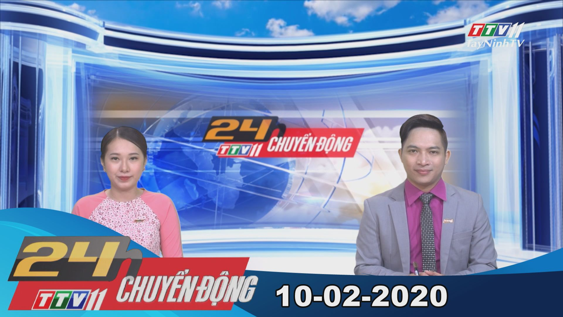 24h Chuyển động 10-02-2020 | Tin tức hôm nay | TayNinhTV