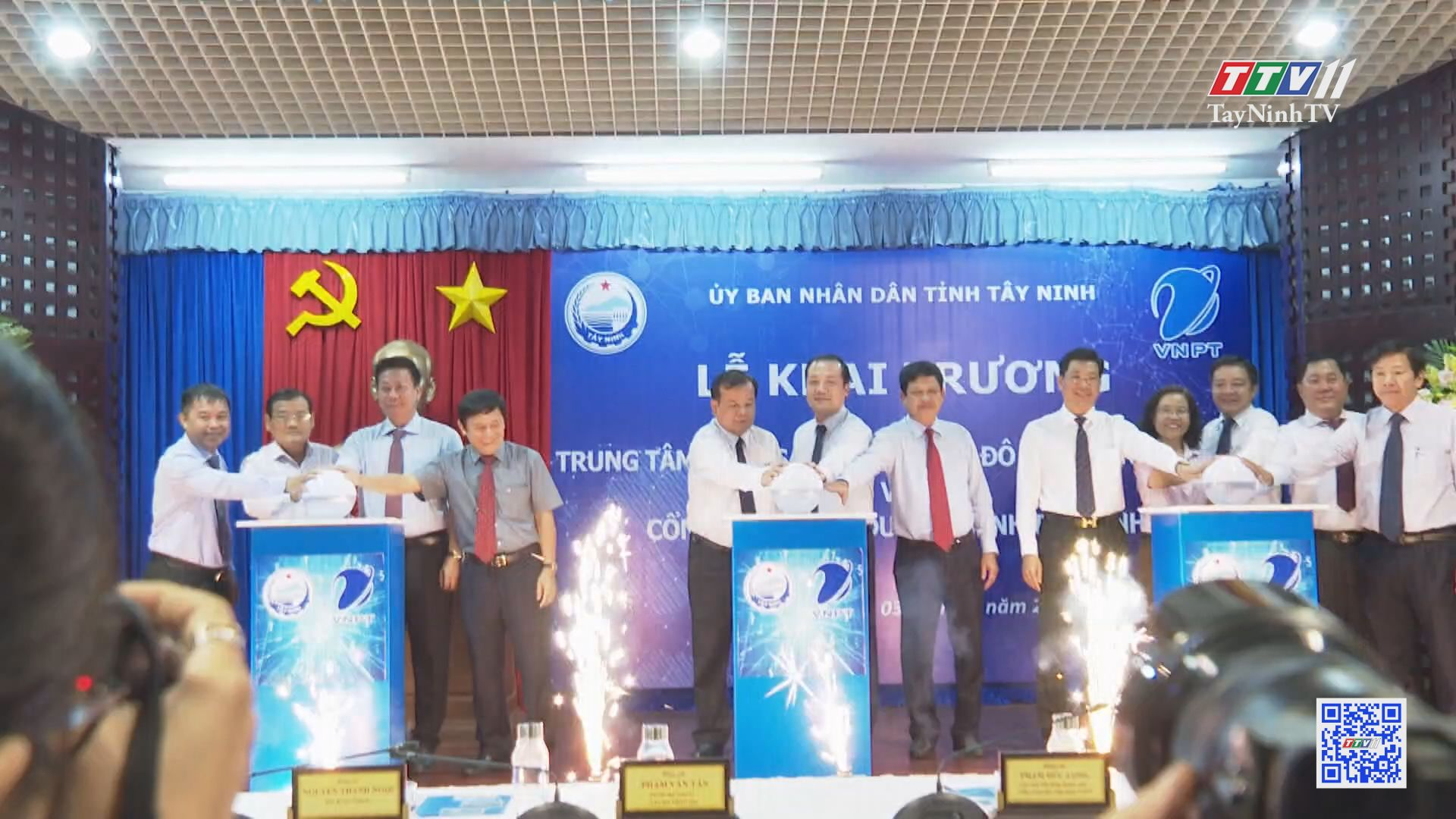 Một năm nhiều khởi sắc của ngành thông tin và truyền thông Tây Ninh | CẢI CÁCH HÀNH CHÍNH | TayNinhTV
