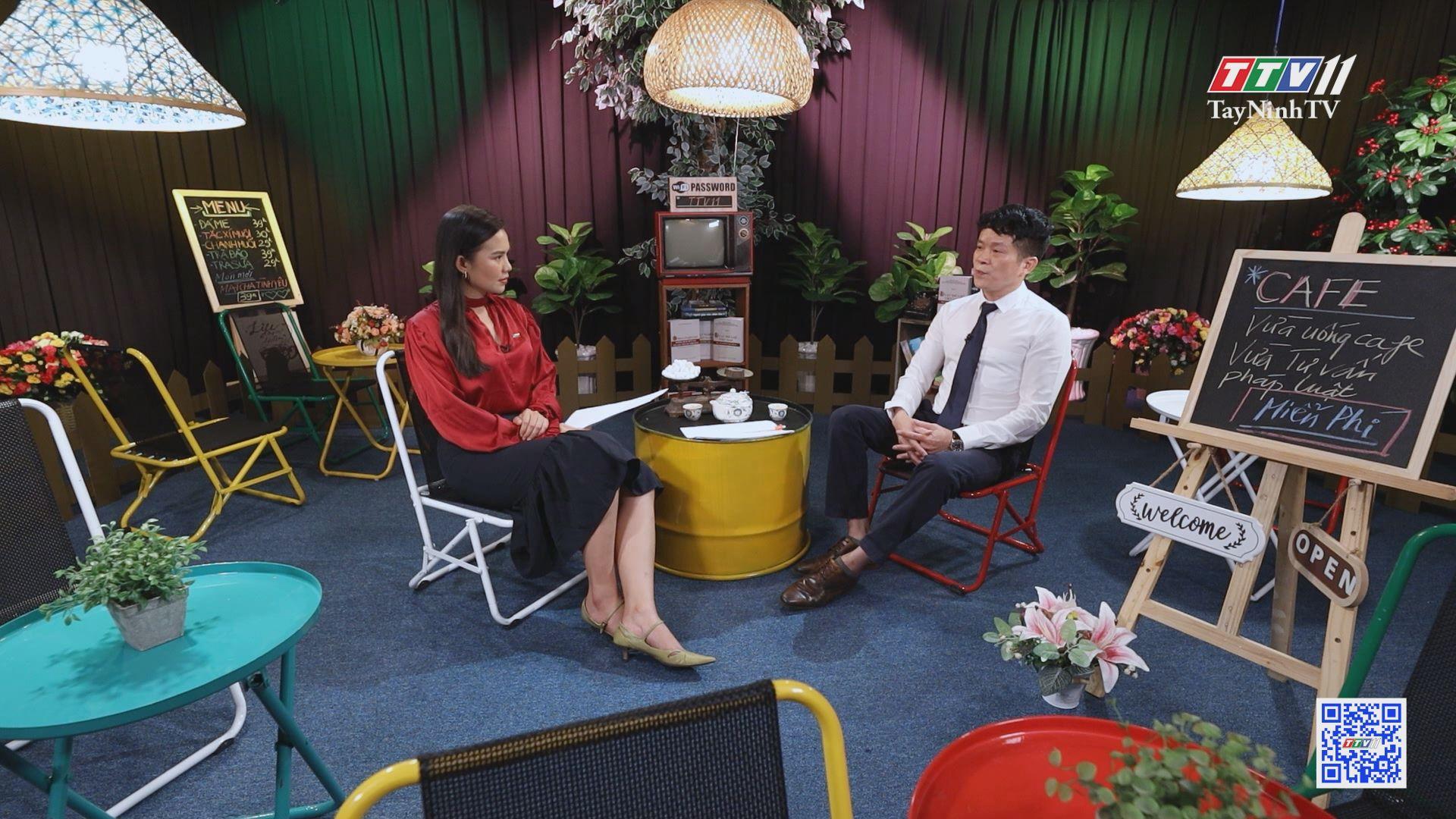 Vợ chồng li dị, chia tài sản như thế nào? | THẤU LÝ THẤM TÌNH | TayNinhTVE