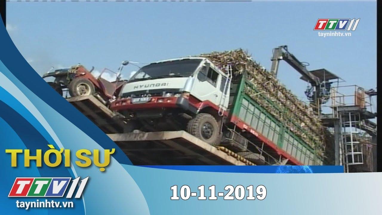 Thời Sự Tây Ninh 10-11-2019 | Tin tức hôm nay | Tây Ninh TV