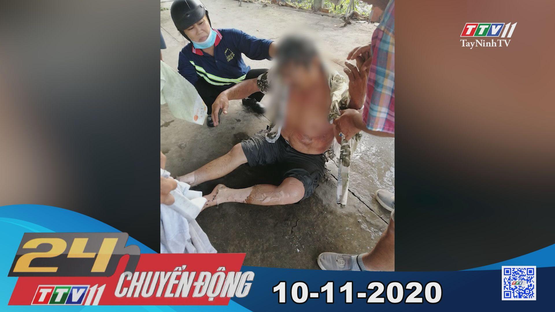 24h Chuyển động 10-11-2020 | Tin tức hôm nay | TayNinhTV