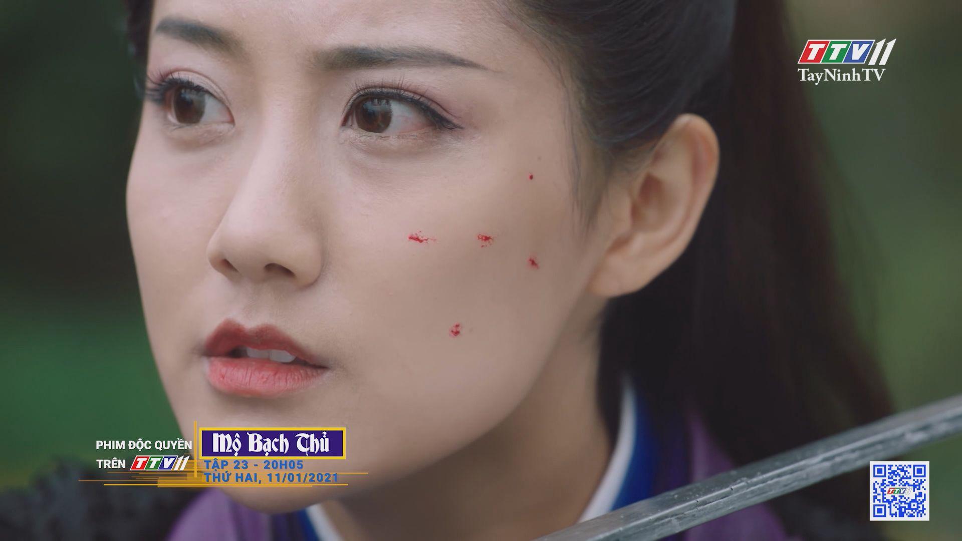 Mộ Bạch Thủ-TẬP 23 trailer | PHIM MỘ BẠCH THỦ | TayNinhTV