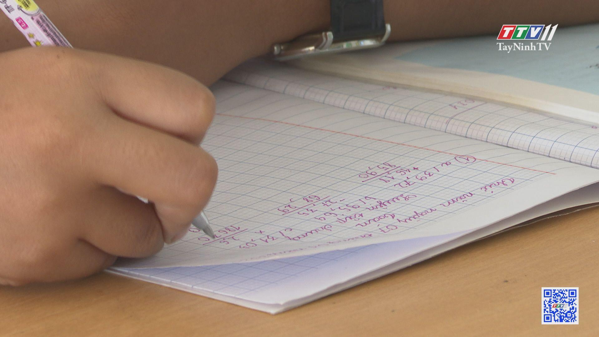 Quyết tâm theo đuổi ước mơ đến trường | KHUYẾN HỌC KHUYẾN TÀI | TayNinhTV