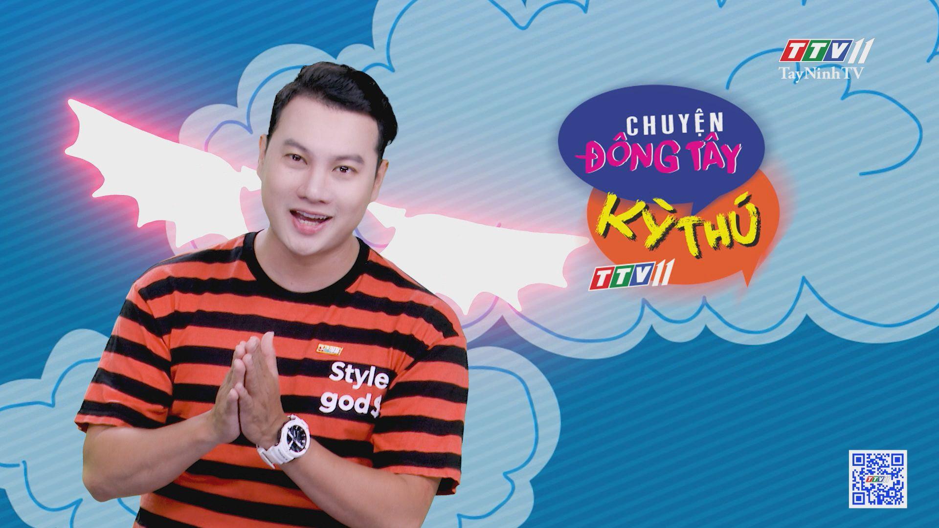 Kinh ngạc người có thể đưa lưỡi chạm vào trán | CHUYỆN ĐÔNG TÂY KỲ THÚ | TayNinhTV