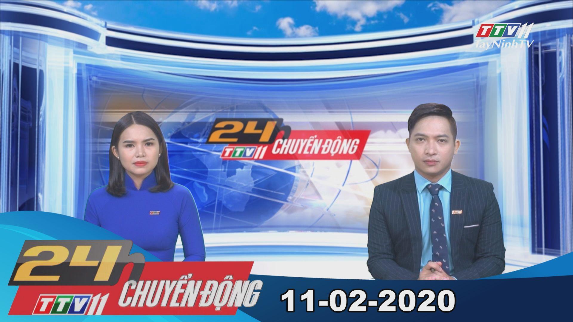 24h Chuyển động 11-02-2020 | Tin tức hôm nay | TayNinhTV
