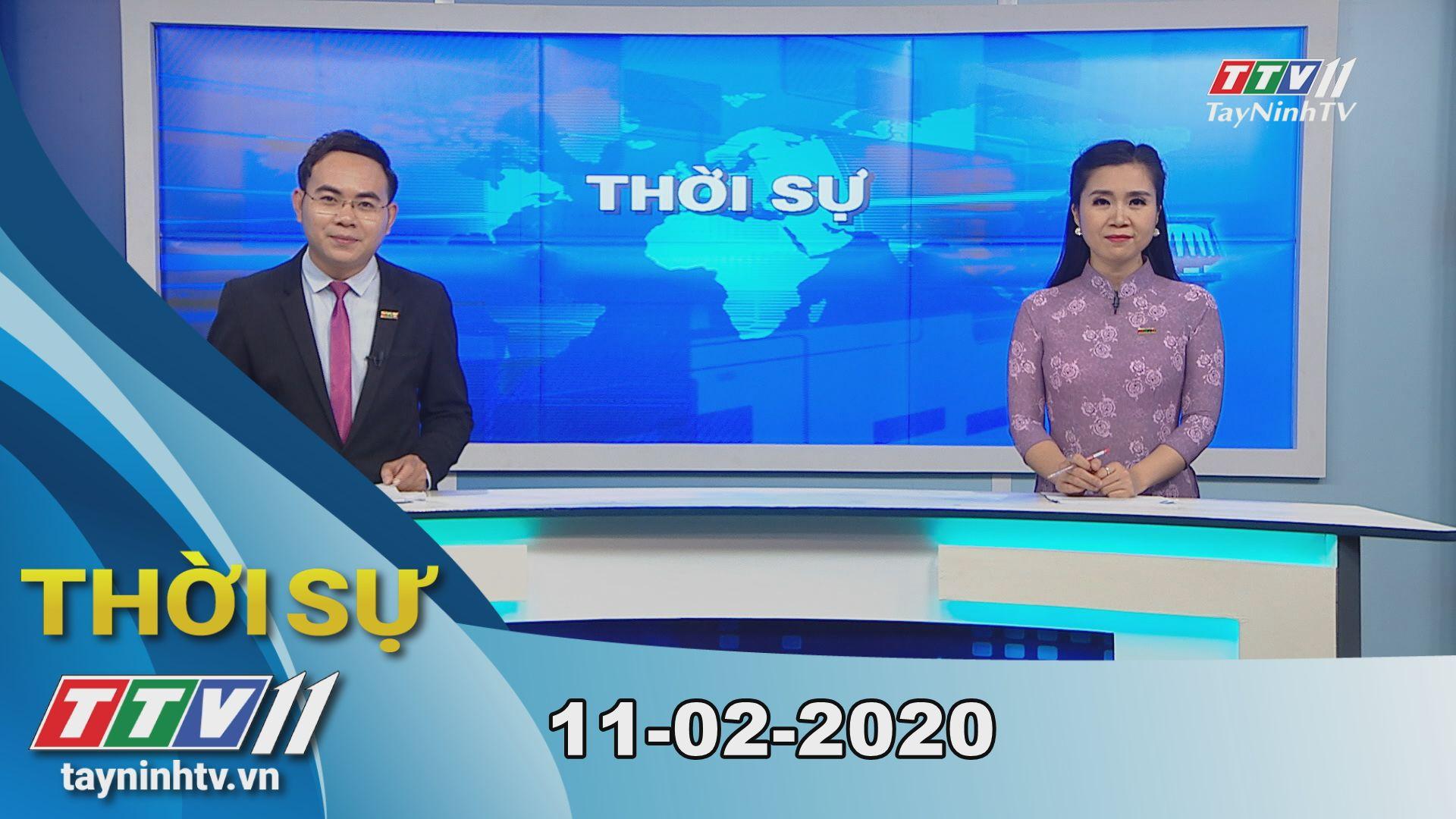 Thời sự Tây Ninh 11-02-2020 | Tin tức hôm nay | TayNinhTV