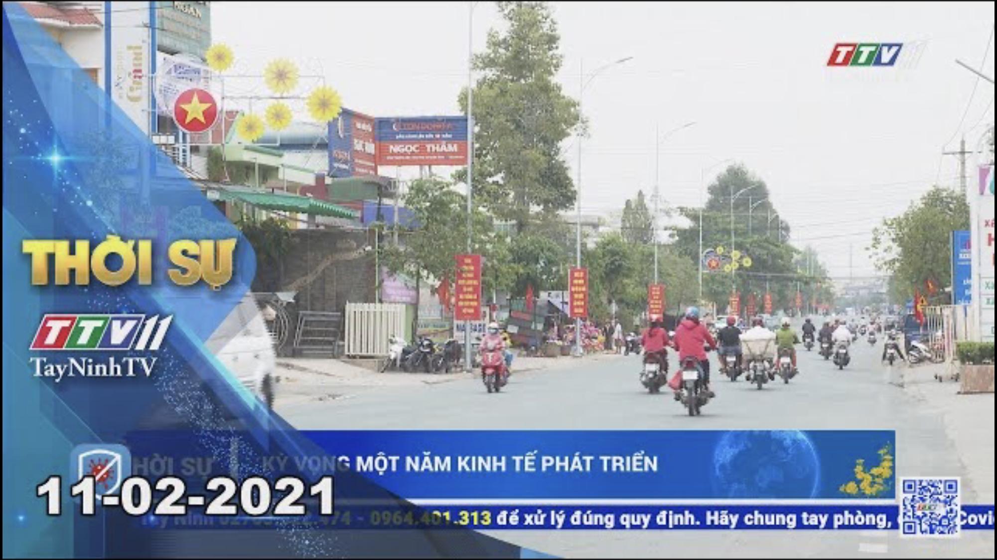 Thời sự Tây Ninh 11-02-2021   Tin tức hôm nay   TayNinhTV