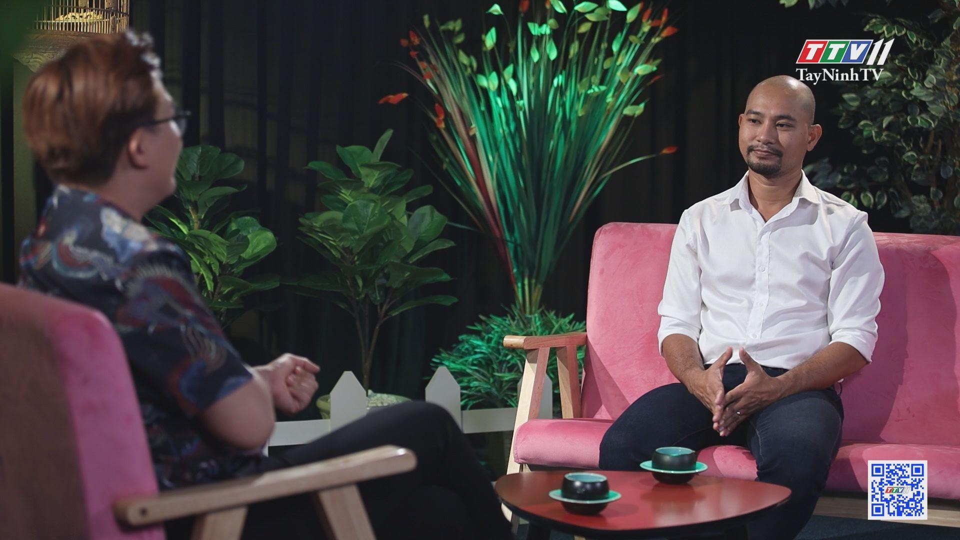 Tập 10 năm 2021_Đạo diễn Huỳnh Đông, ghen là đặc quyền của phụ nữ | HẠNH PHÚC Ở ĐÂU | TayNinhTV