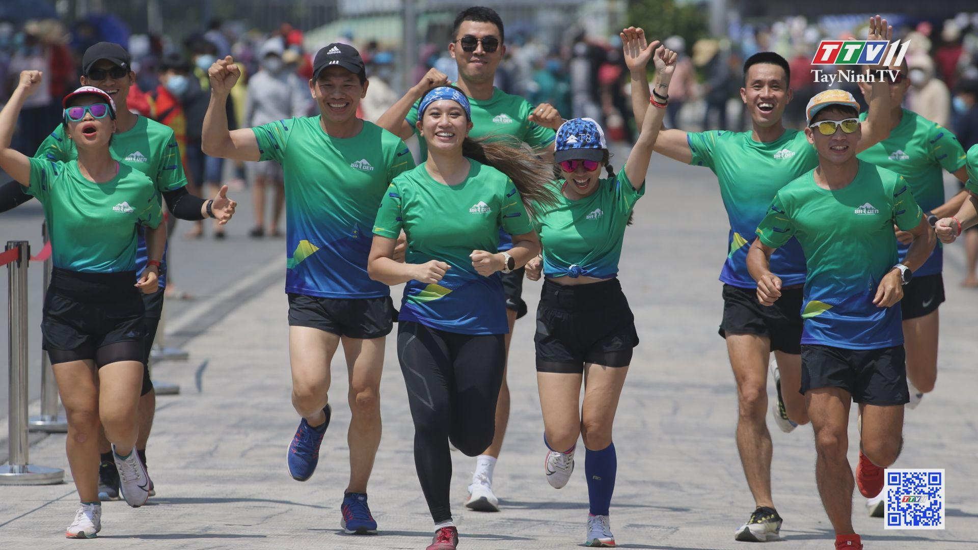 Gương mặt đại sứ tại giải BaDen Mountain Marathon 2021 | BADEN MOUNTAIN MARATHON 2021 | TayNinhTVE