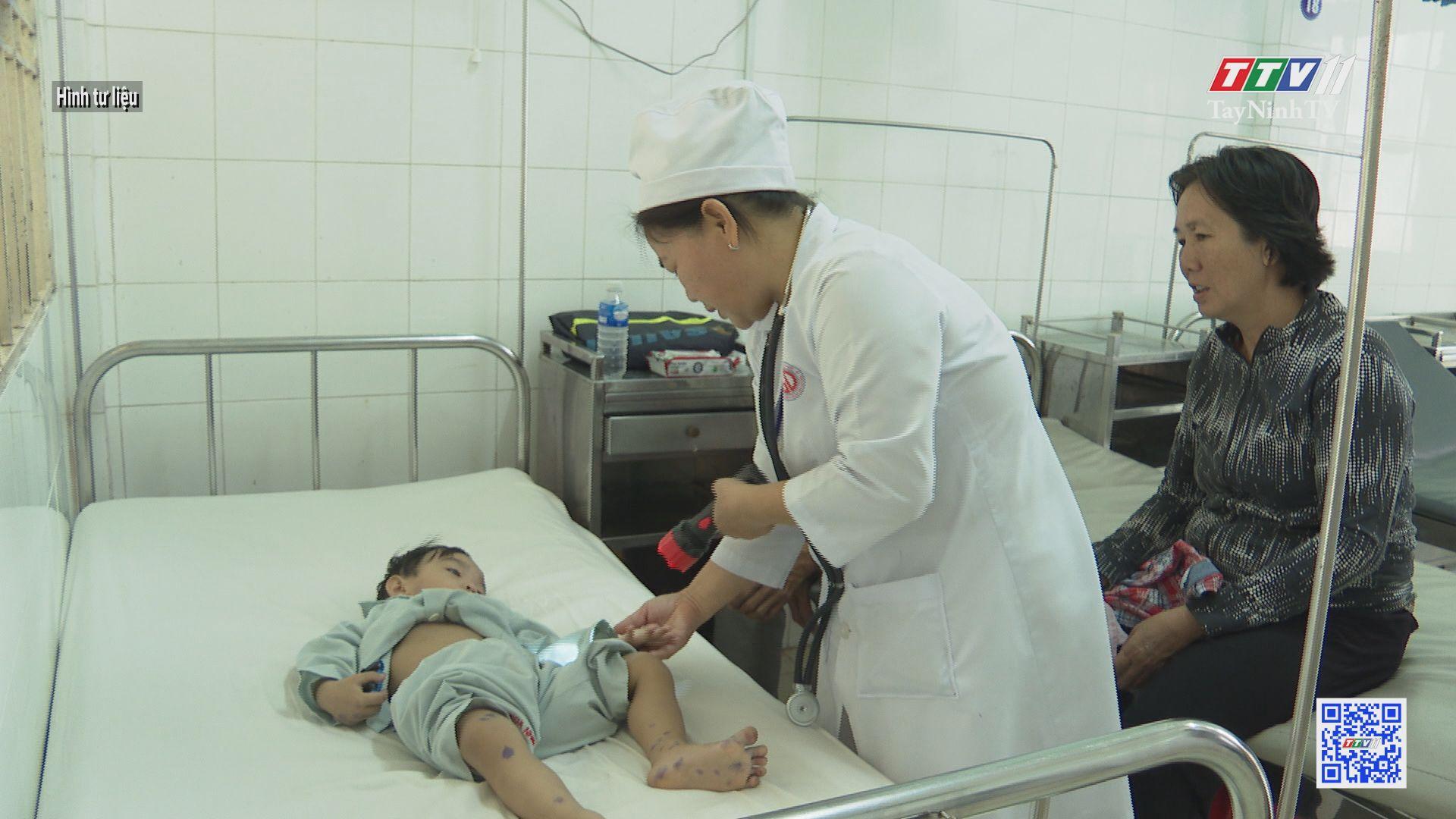 Bệnh tay chân miệng gia tăng nhanh, cách phòng bệnh cần biết | SỨC KHỎE CHO MỌI NGƯỜI | TayNinhTV