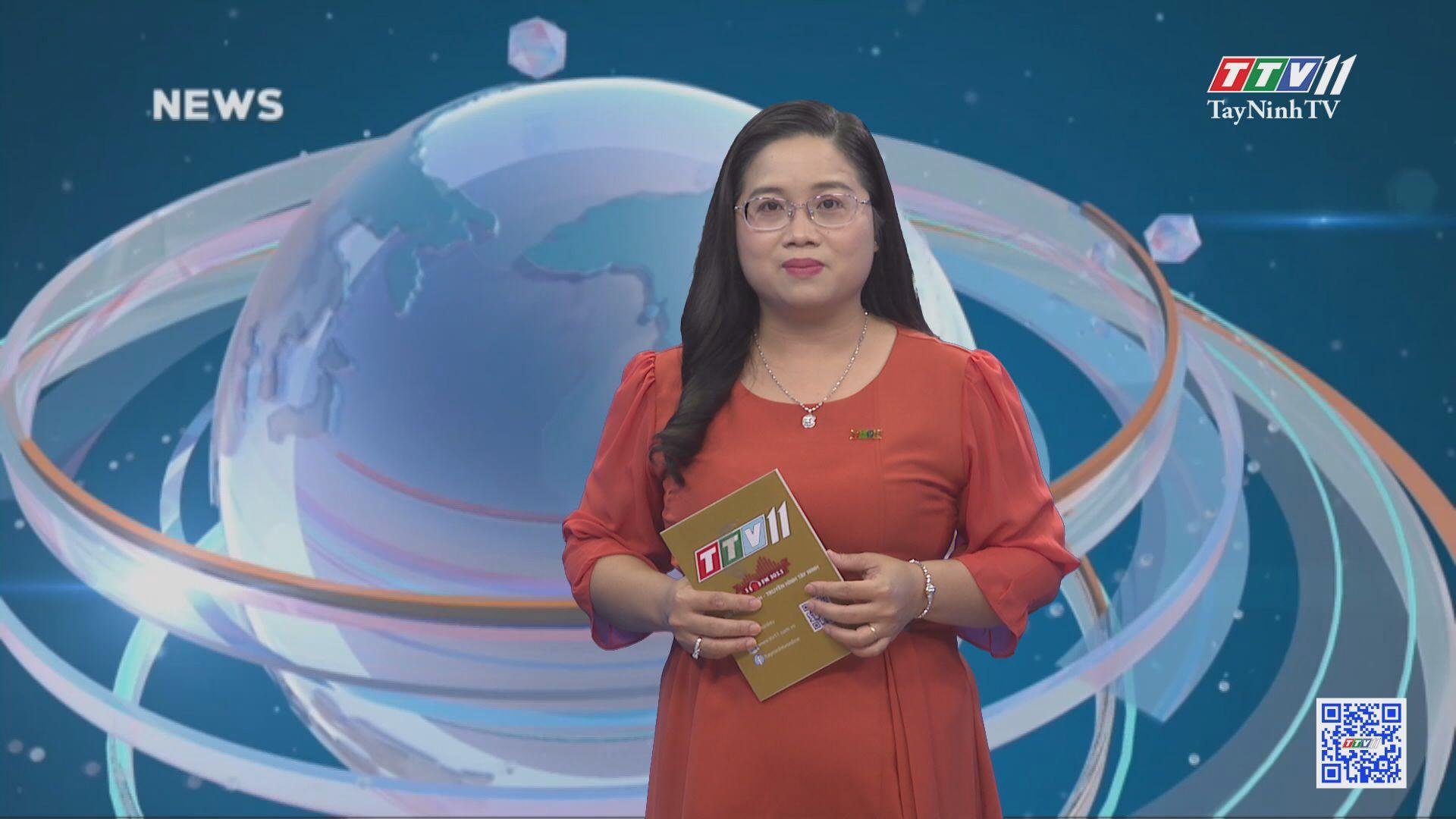 TTVNEWS 11-4-2021 | TayNinhTV Today