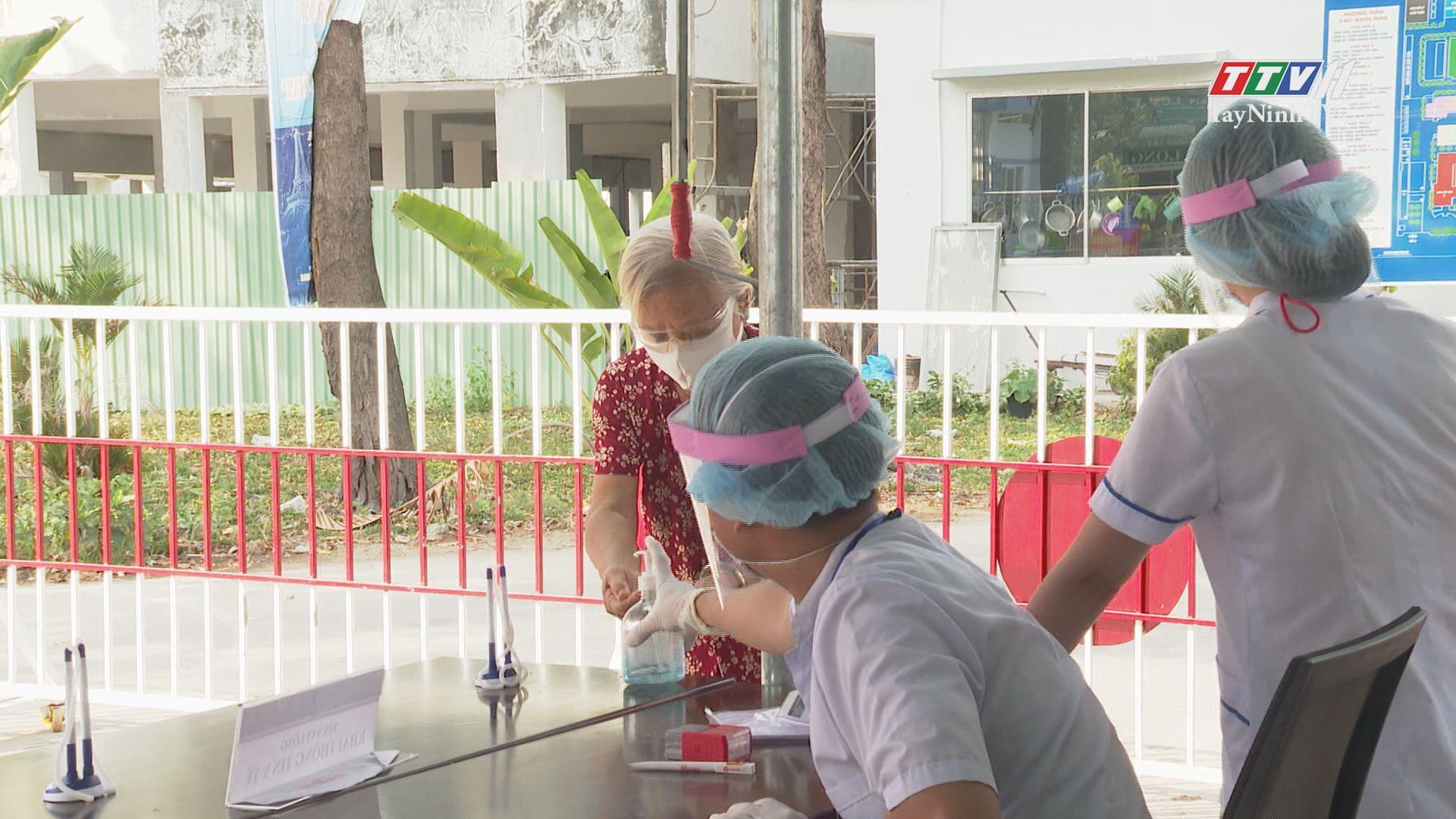 Đảm bảo phòng chống dịch tại cơ sở khám chữa bệnh trong tình hình mới | SỨC KHỎE CHO MỌI NGƯỜI | TayNinhTV