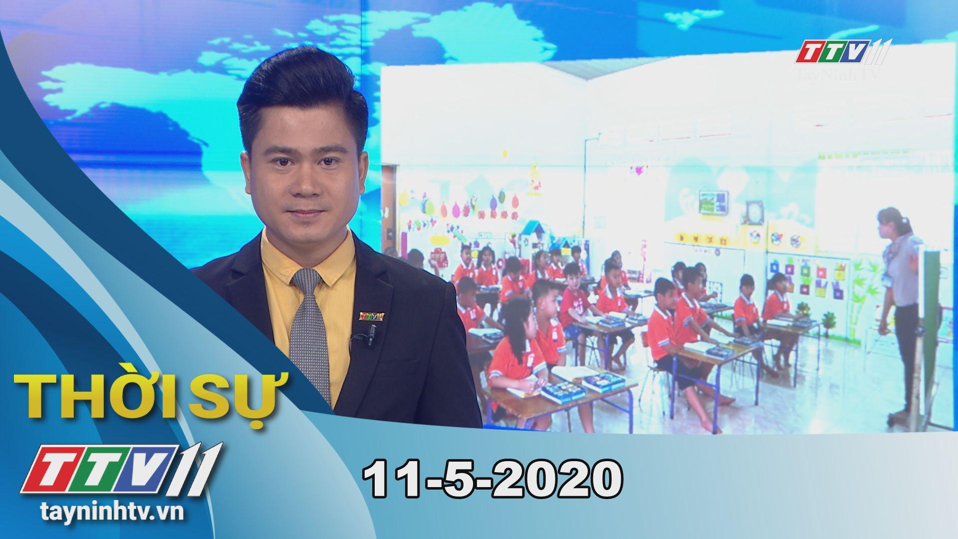 Thời sự Tây Ninh 11-5-2020 | Tin tức hôm nay | TayNinhTV