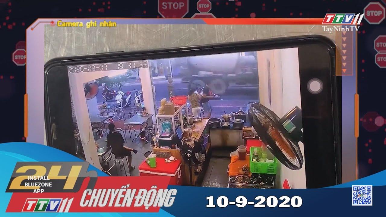 24h Chuyển động 10-9-2020 | Tin tức hôm nay | TayNinhTV