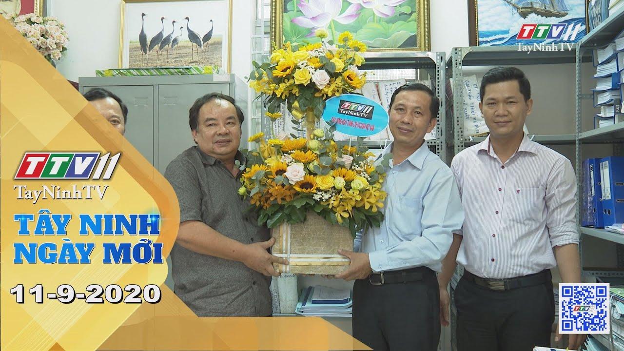 Tây Ninh Ngày Mới 11-9-2020 | Tin tức hôm nay | TayNinhTV