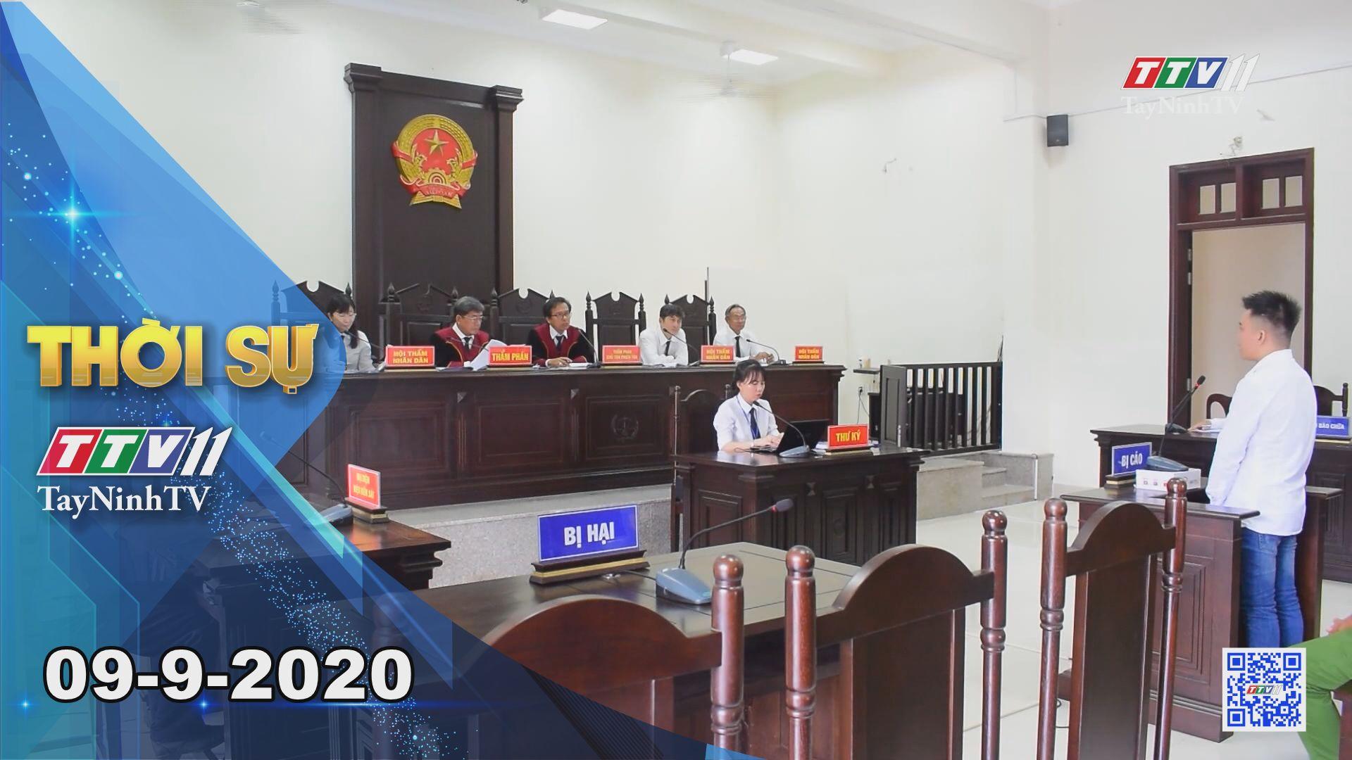 Thời sự Tây Ninh 09-9-2020 | Tin tức hôm nay | TayNinhTV