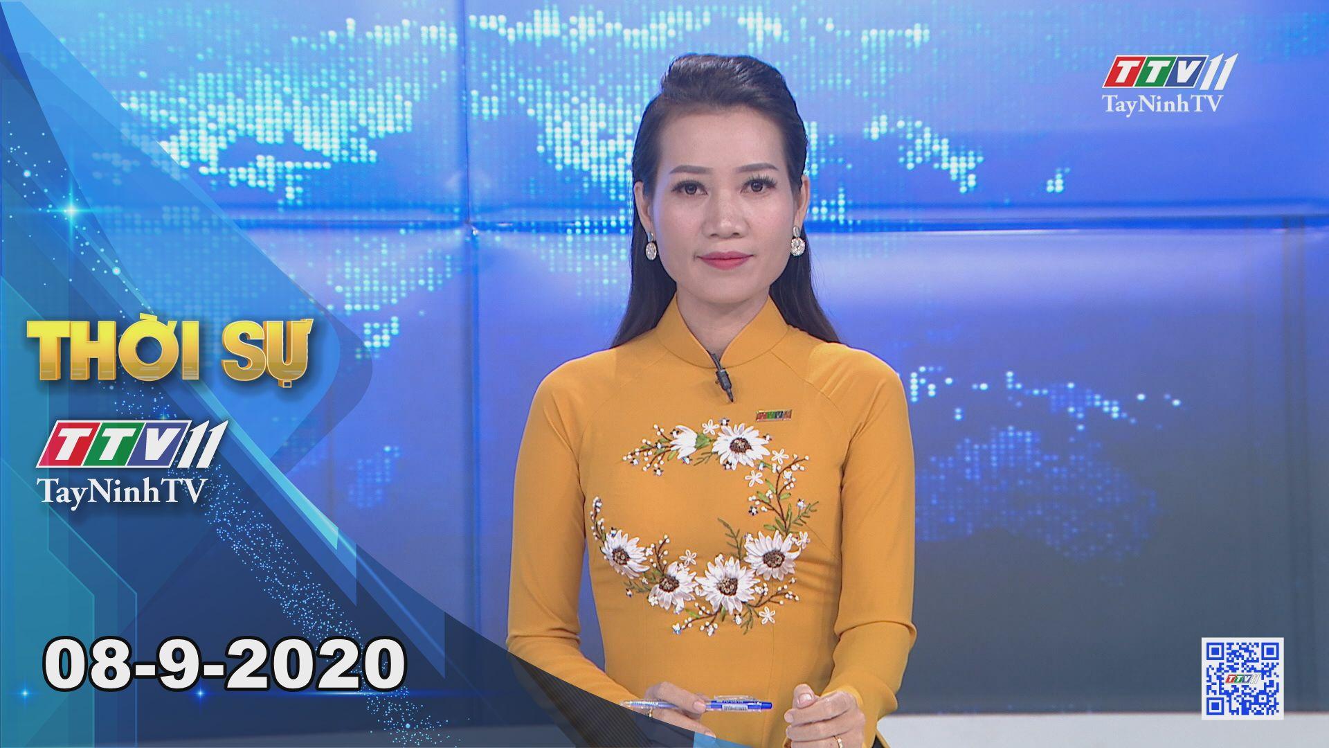 Thời sự Tây Ninh 08-9-2020 | Tin tức hôm nay | TayNinhTV