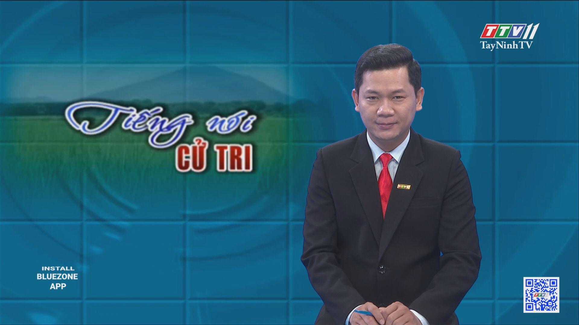 Thực hiện đề án vị trí việc làm cần xét đến các ngành đặc thù | TIẾNG NÓI CỬ TRI | TayNinhTV