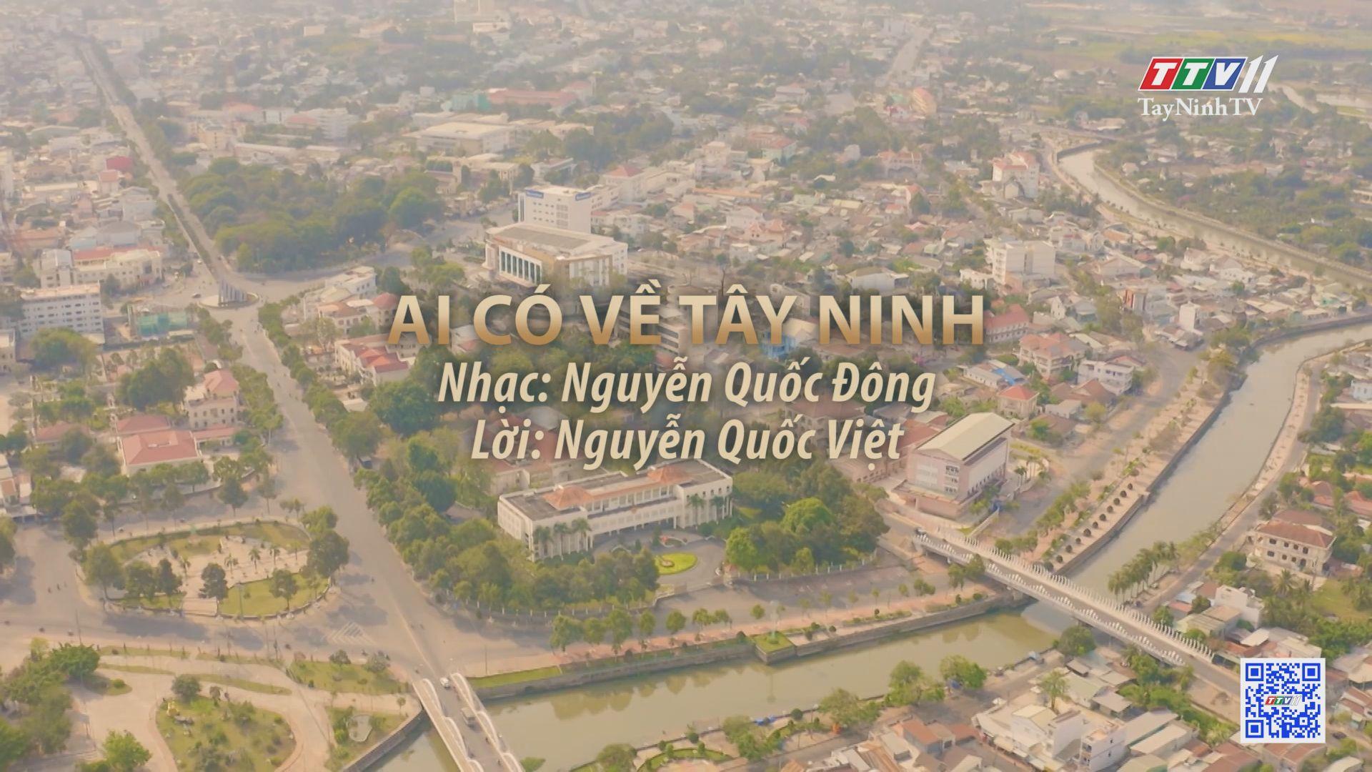 Ai có về Tây Ninh | Tuyển tập karaoke Tây Ninh tình yêu trong tôi-TRAILER | TayNinhTV