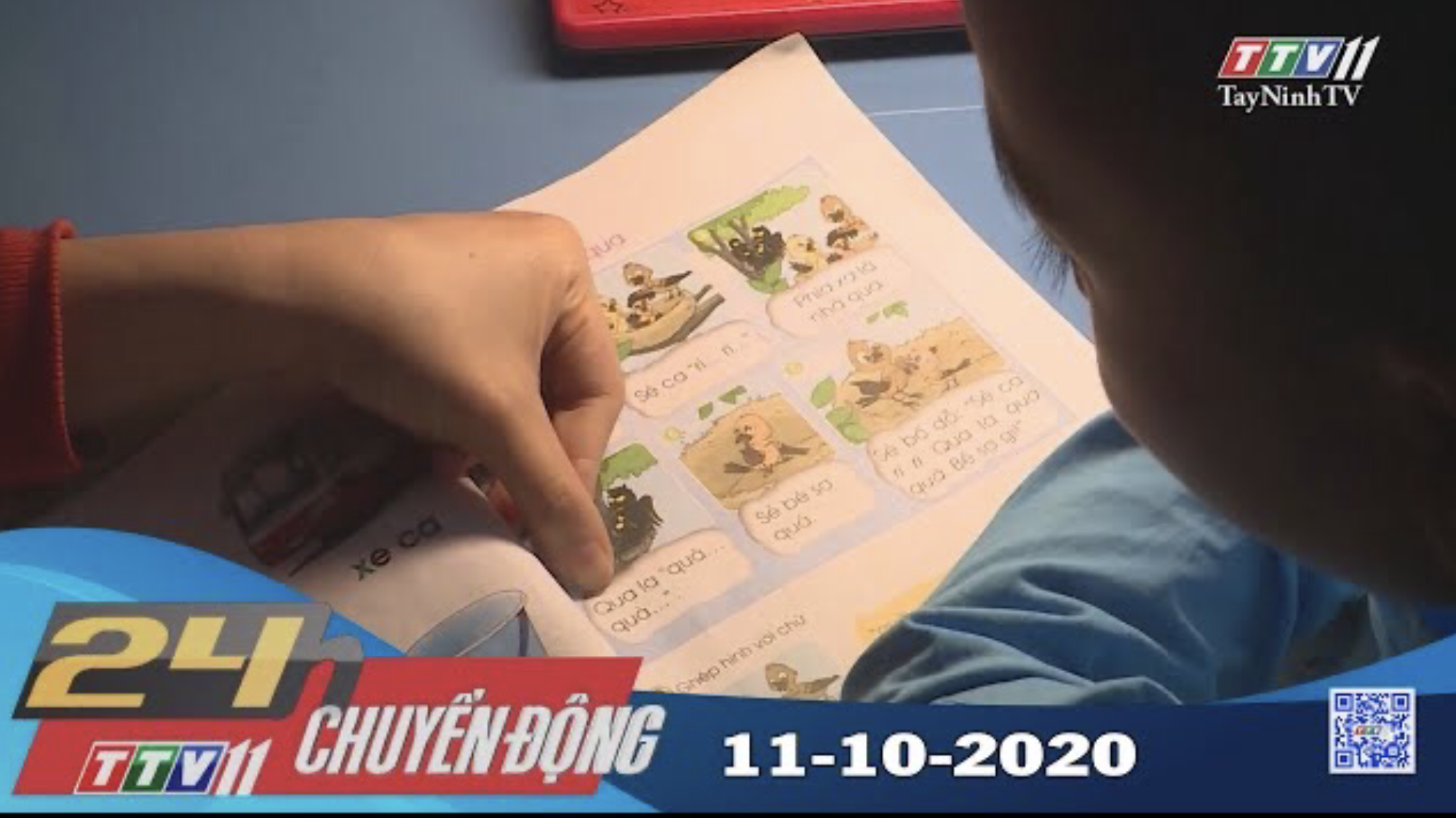 24h Chuyển động 11-10-2020 | Tin tức hôm nay | TayNinhTV