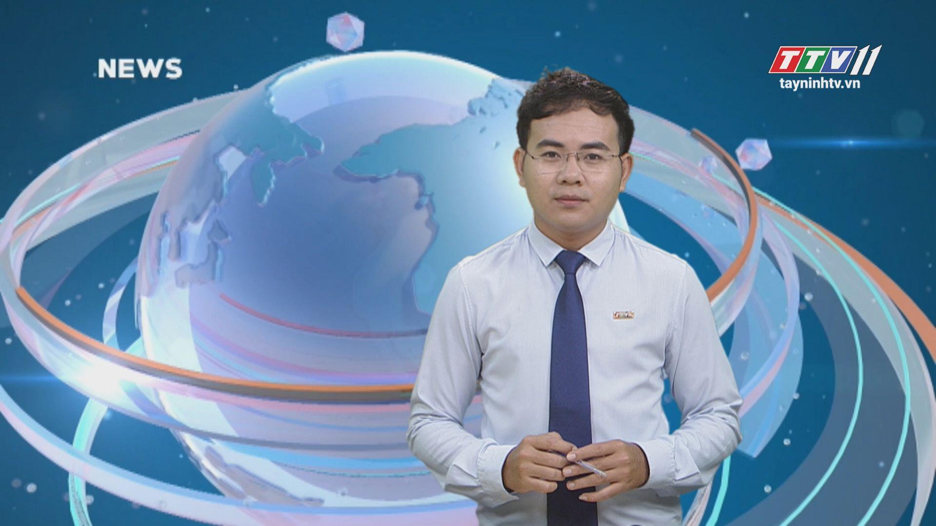 TTVNews 10-11-2019 | Today news | Tây Ninh TV