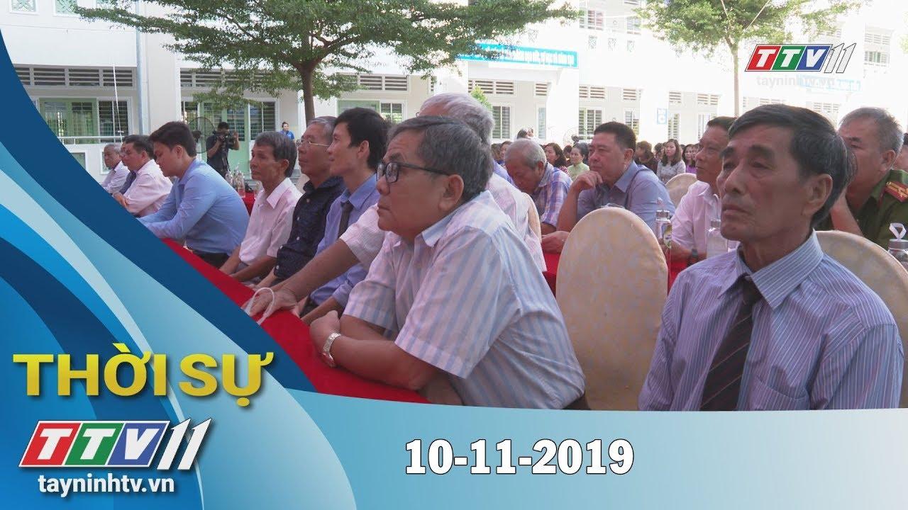 Thời Sự Tây Ninh 11-11-2019 | Tin tức hôm nay | Tây Ninh TV