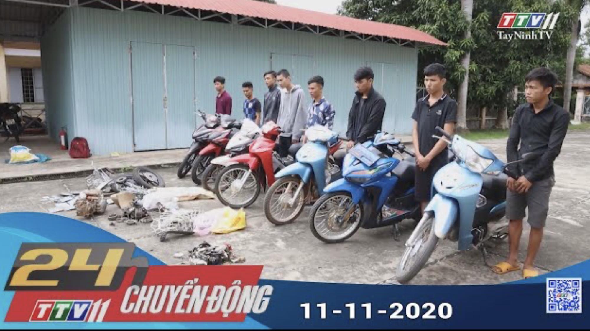 24h Chuyển động 11-11-2020 | Tin tức hôm nay | TayNinhTV