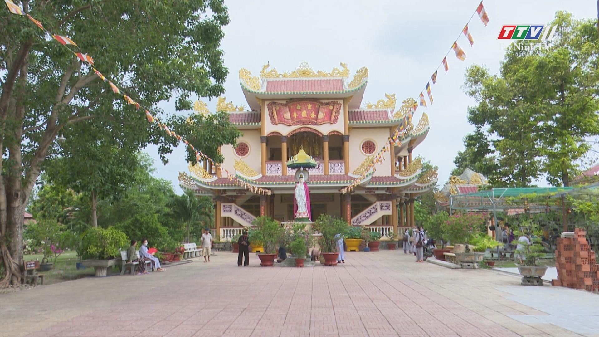 Cổ tự trăm năm giữa lòng thành phố | DI TÍCH DANH THẮNG | TayNinhTV