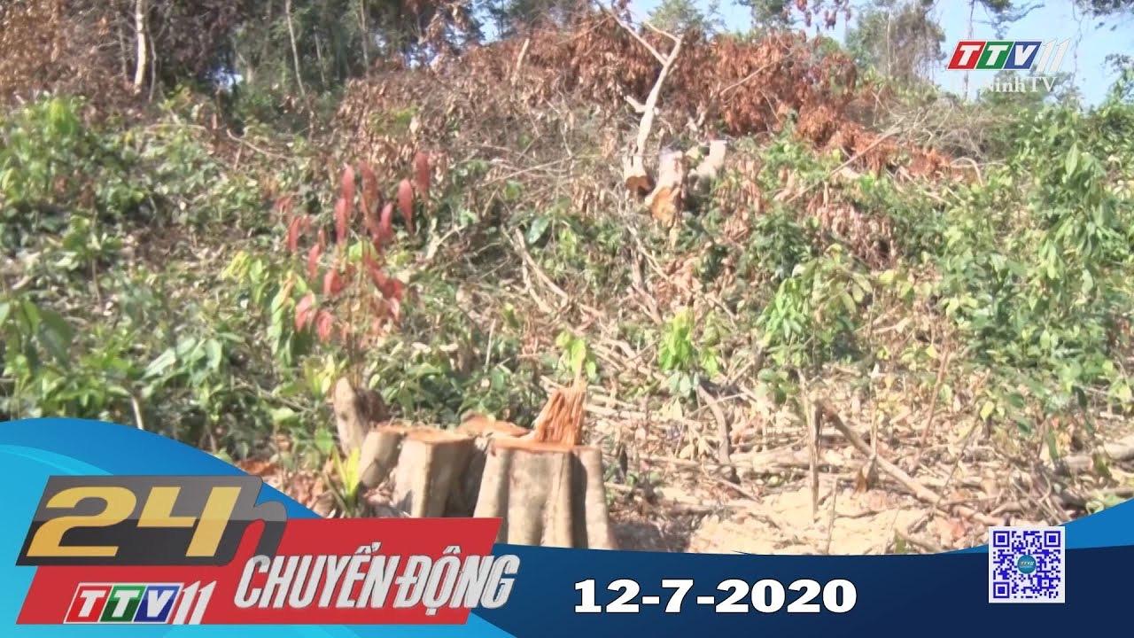 24h Chuyển động 12-7-2020 | Tin tức hôm nay | TayNinhTV