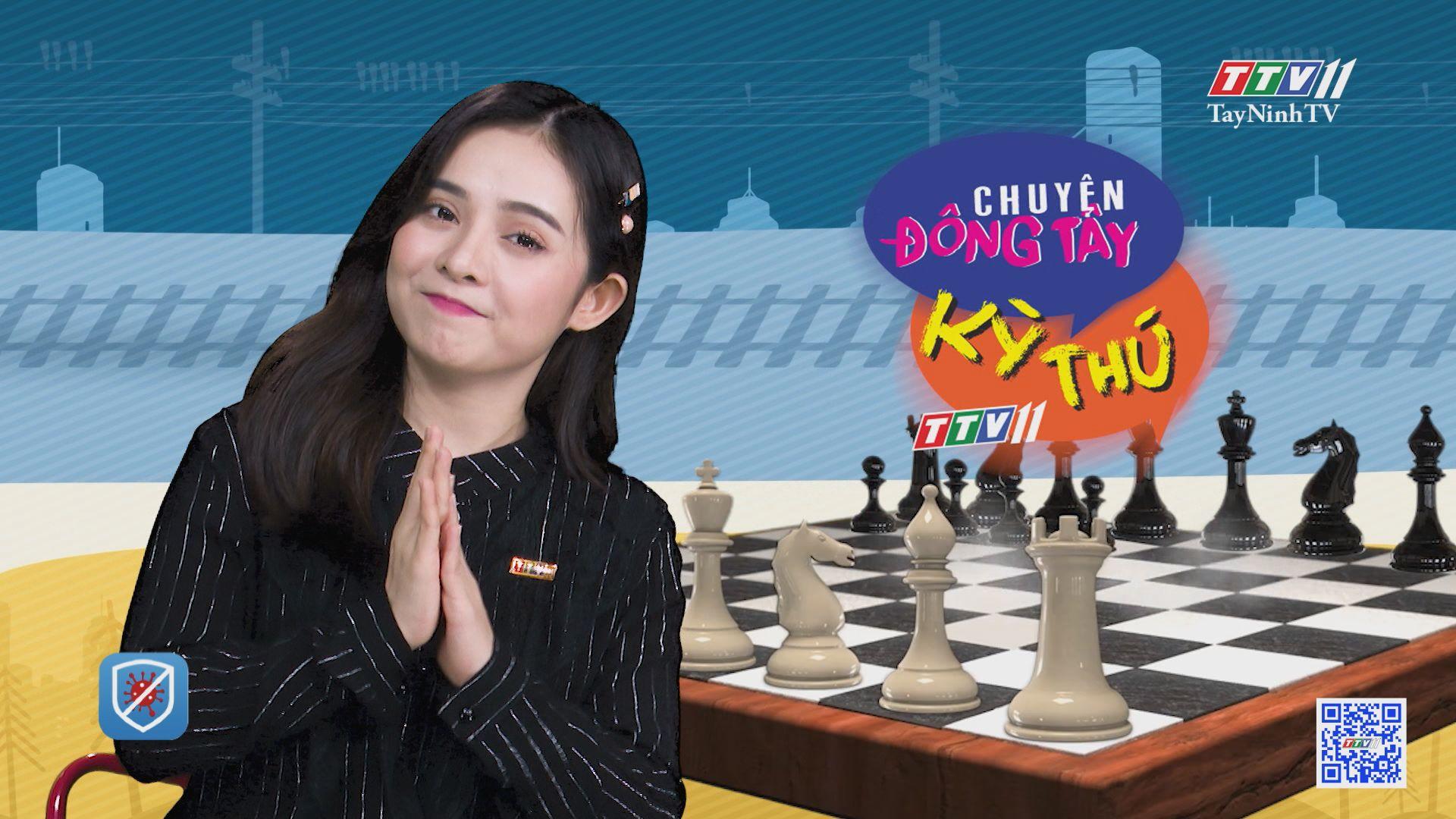 Cụ bà U90 đam mê đấu nhiều ván cờ vua cùng lúc | CHUYỆN ĐỘNG TÂY KỲ THÚ | TayNinhTV