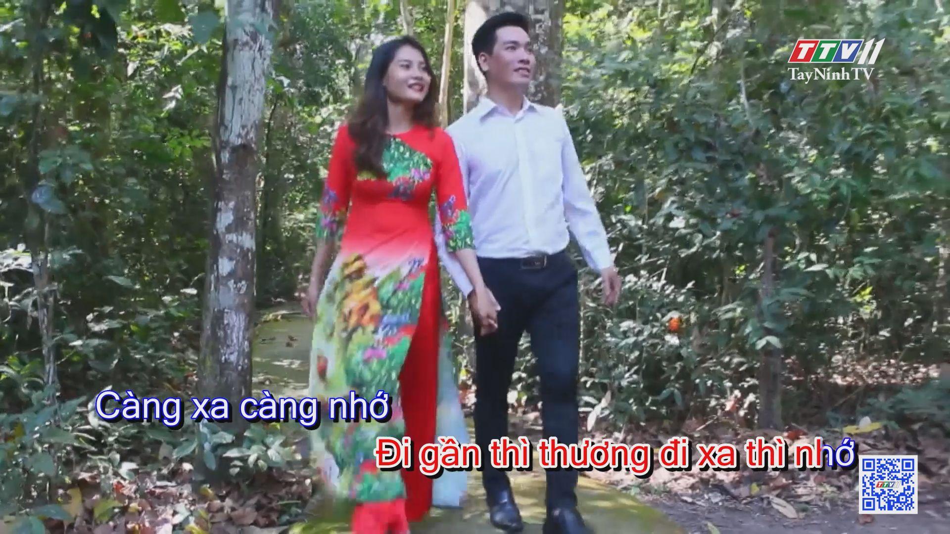 Quê tôi KARAOKE | Tuyển tập karaoke Tây Ninh tình yêu trong tôi | TayNinhTV