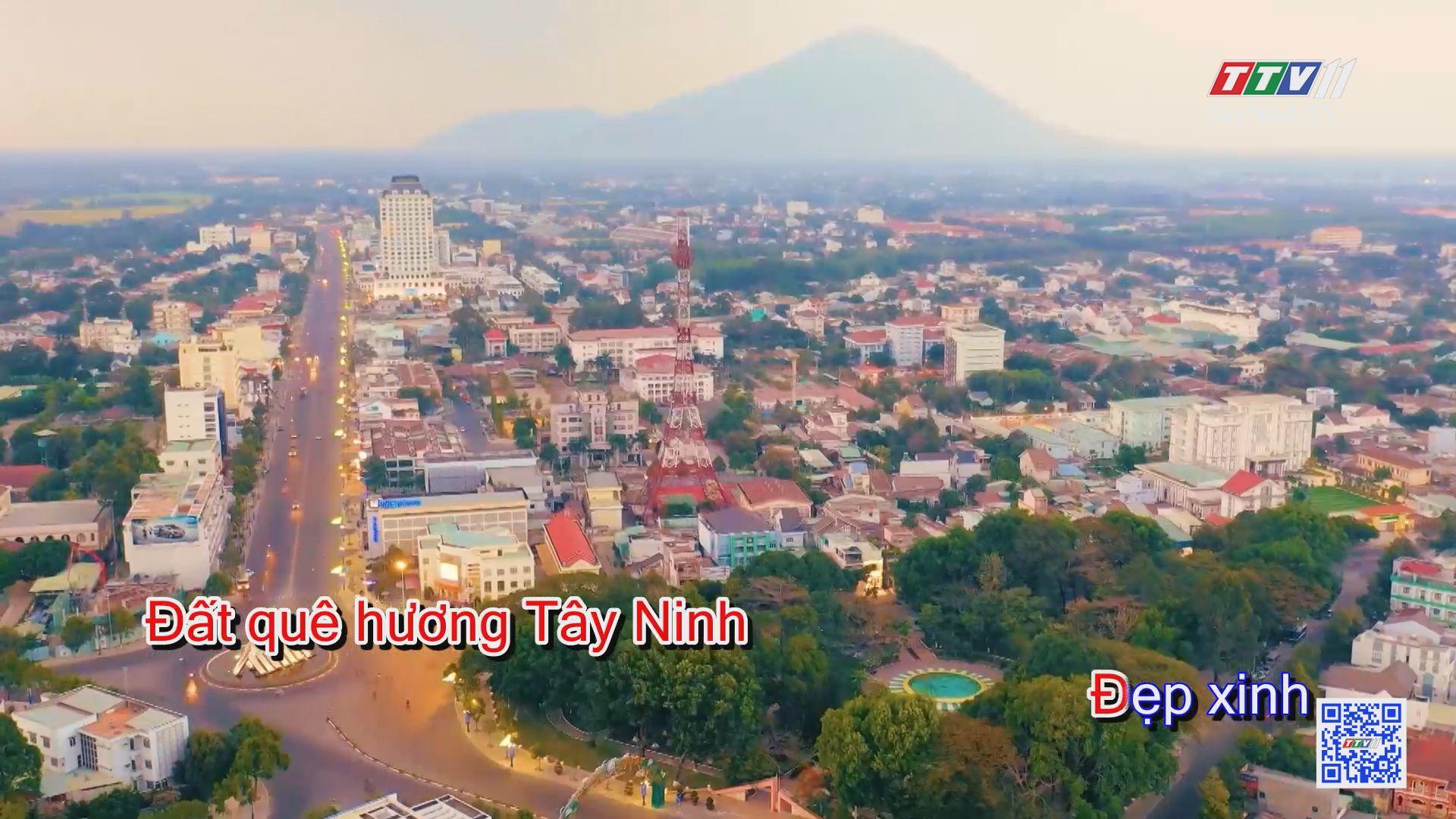 Tây Ninh bay vào tương lai KARAOKE | Tuyển tập karaoke Tây Ninh tình yêu trong tôi | TayNinhTV