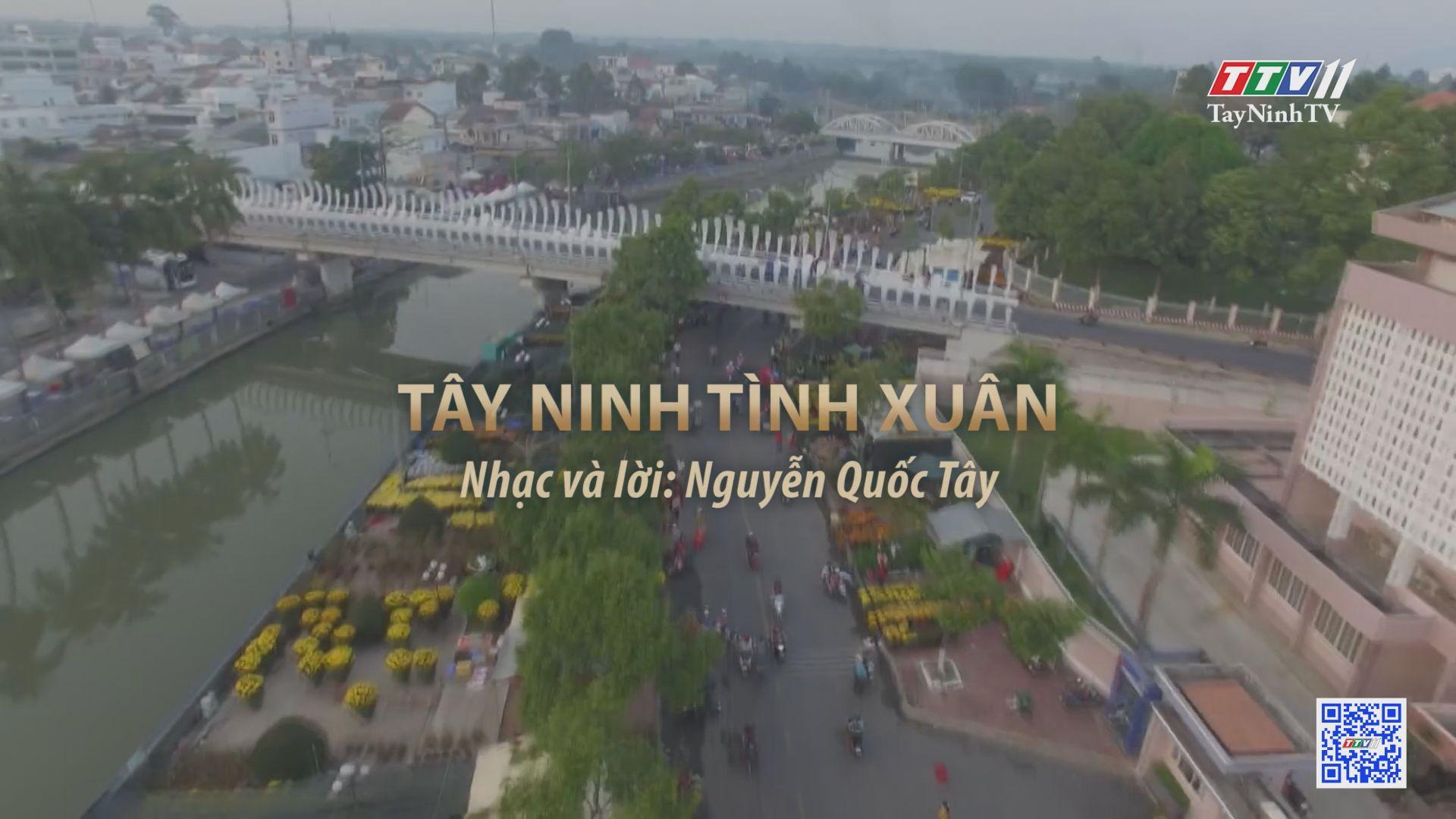 Tây Ninh tình xuân | Tuyển tập karaoke Tây Ninh tình yêu trong tôi | TayNinhTV