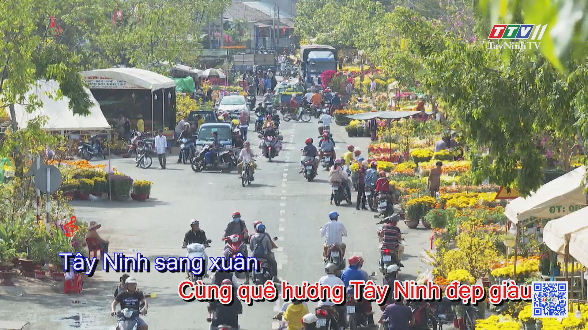 Tây Ninh tình xuân KARAOKE | Tuyển tập karaoke Tây Ninh tình yêu trong tôi | TayNinhTV