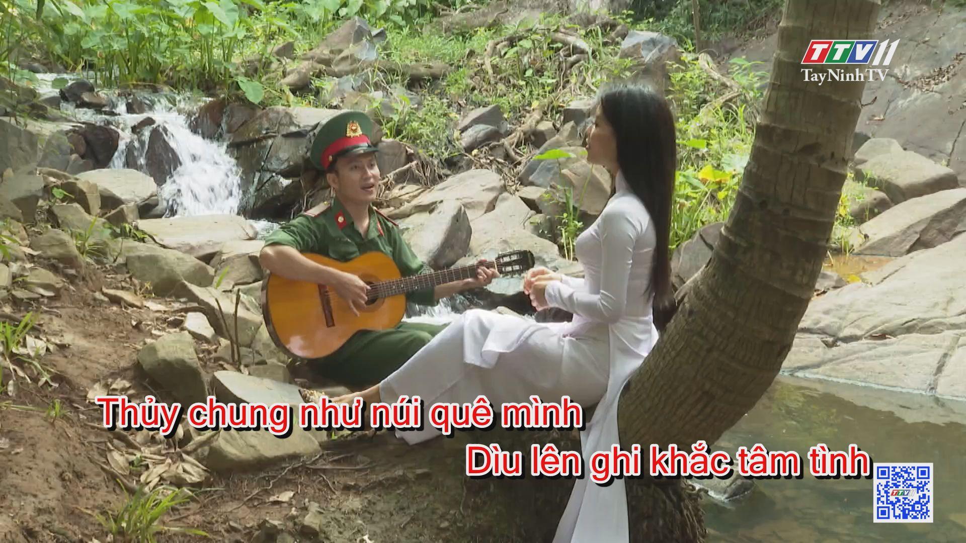 Lời của ca của đá KARAOKE | Tuyển tập karaoke Tây Ninh tình yêu trong tôi | TayNinhTV