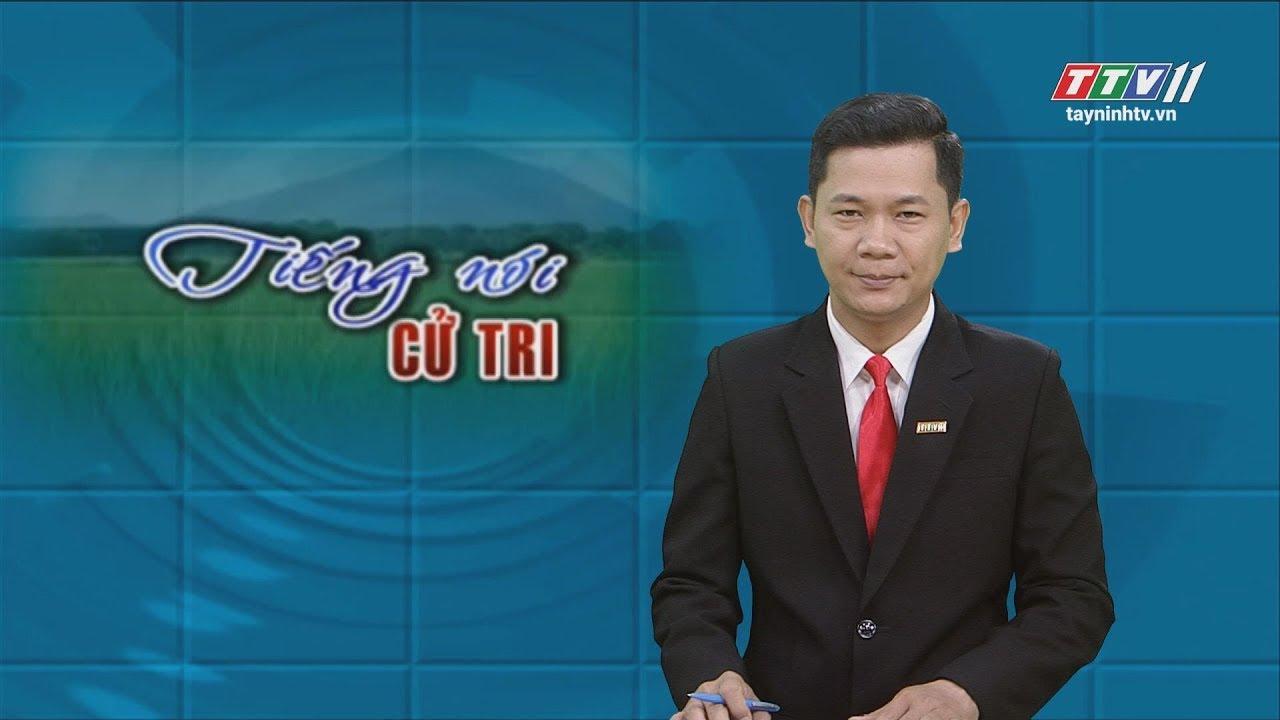 Đảm bảo hành lang an toàn giao thông ở các kênh | Tiếng nói cử tri | Tây Ninh TV