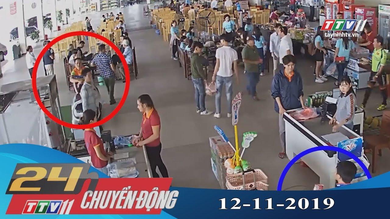 Tây Ninh TV | 24h Chuyển động 12-11-2019 | Tin tức ngày hôm nay