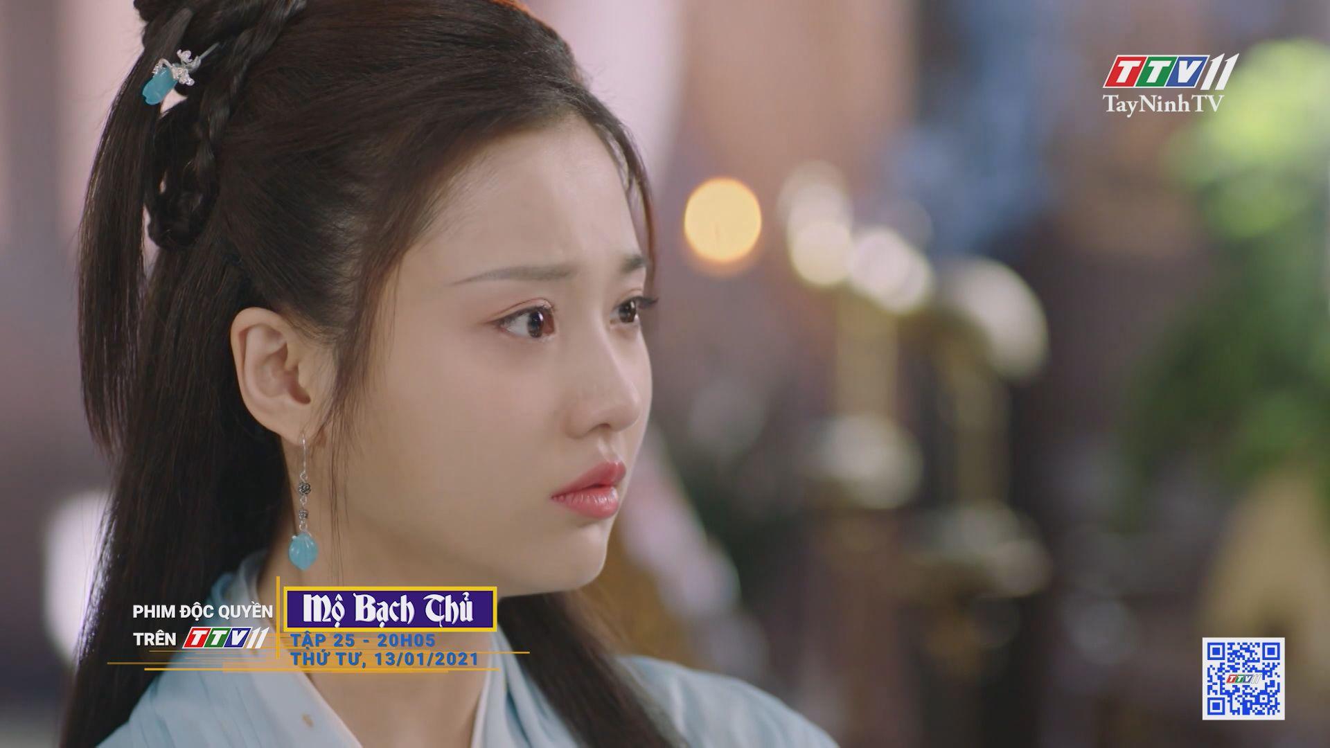 Mộ Bạch Thủ-TẬP 25 trailer | PHIM MỘ BẠCH THỦ | TayNinhTV