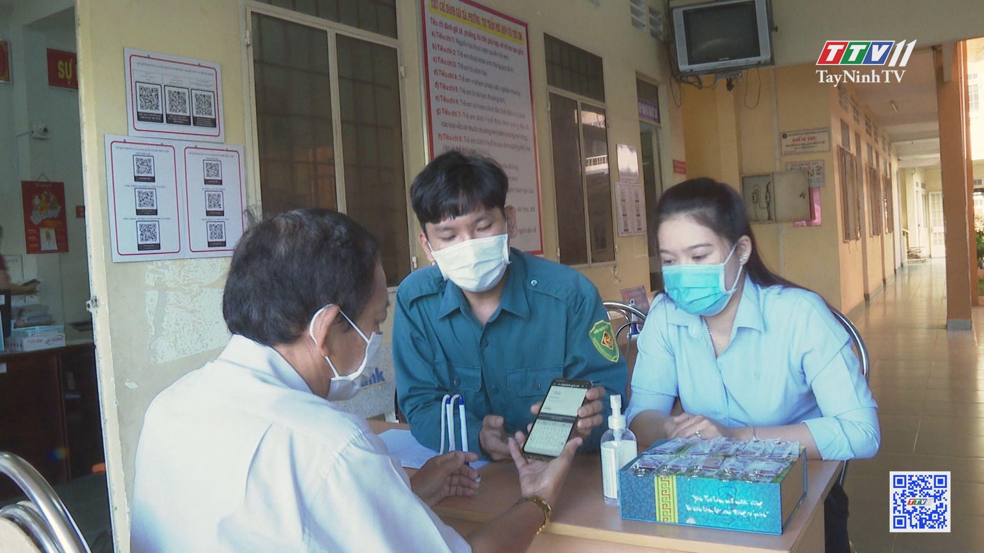 Ứng dụng mã QR trong giải quyết thủ tục hành chính | CẢI CÁCH HÀNH CHÍNH | TayNinhTV