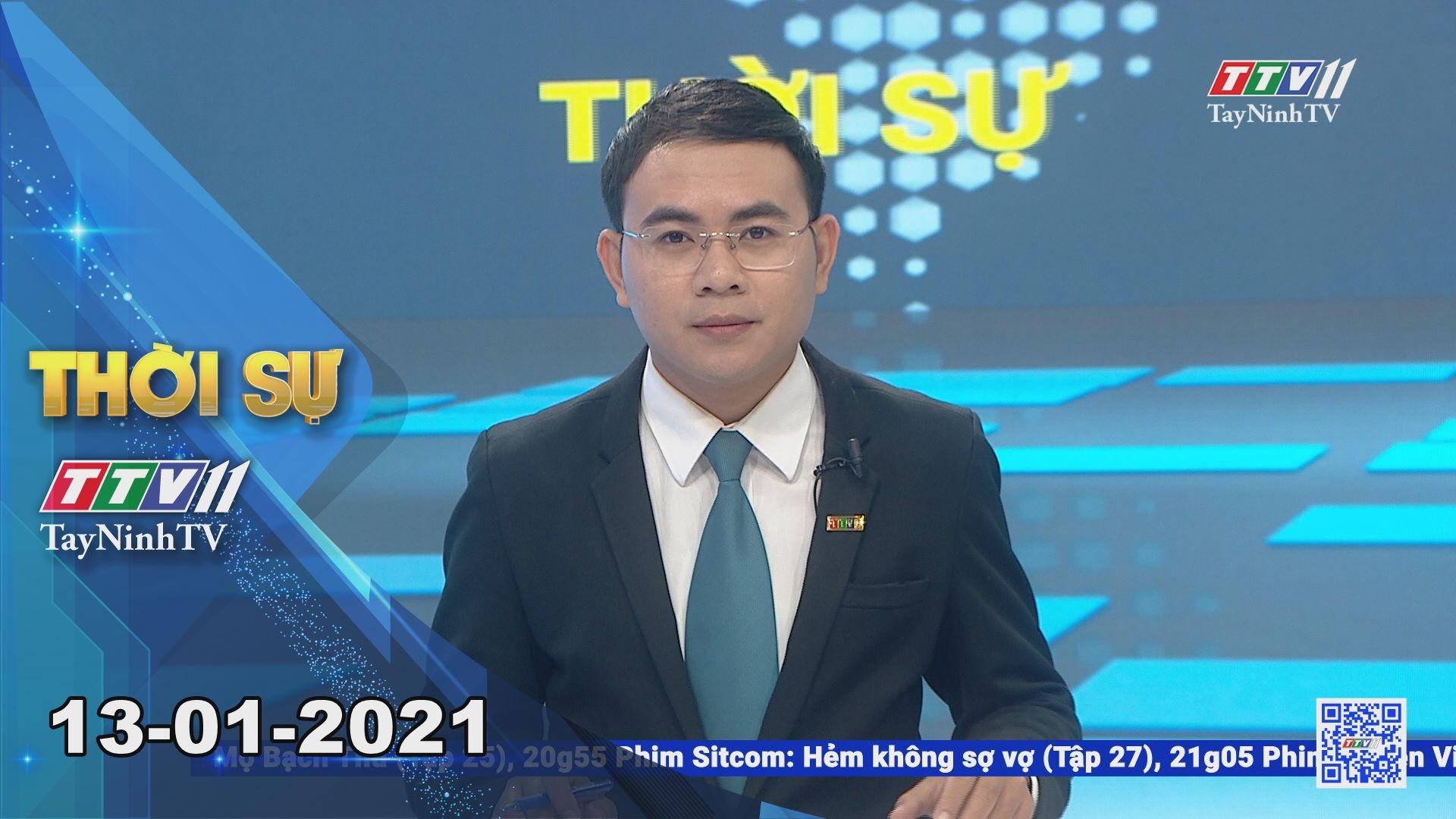 Thời sự Tây Ninh 13-01-2021 | Tin tức hôm nay | TayNinhTV