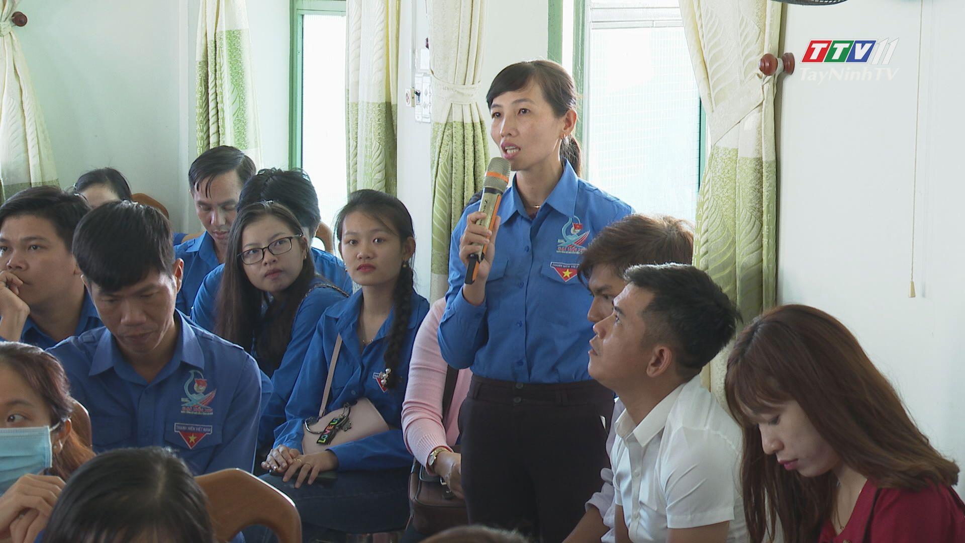 Tuổi trẻ tỉnh nhà chung tay phòng chống dịch bệnh | THANH NIÊN | TayNinhTV