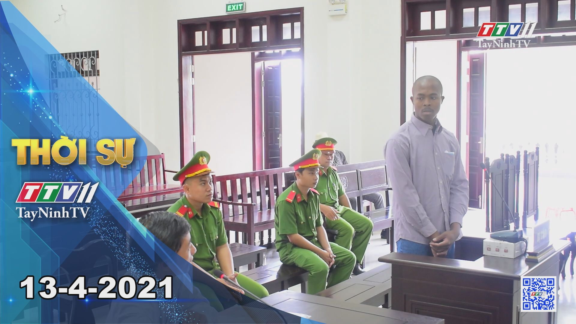 Thời sự Tây Ninh 13-4-2021 | Tin tức hôm nay | TayNinhTV